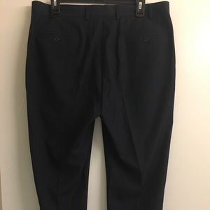 Calvin Klein Dress Slacks (Black) [36-32]
